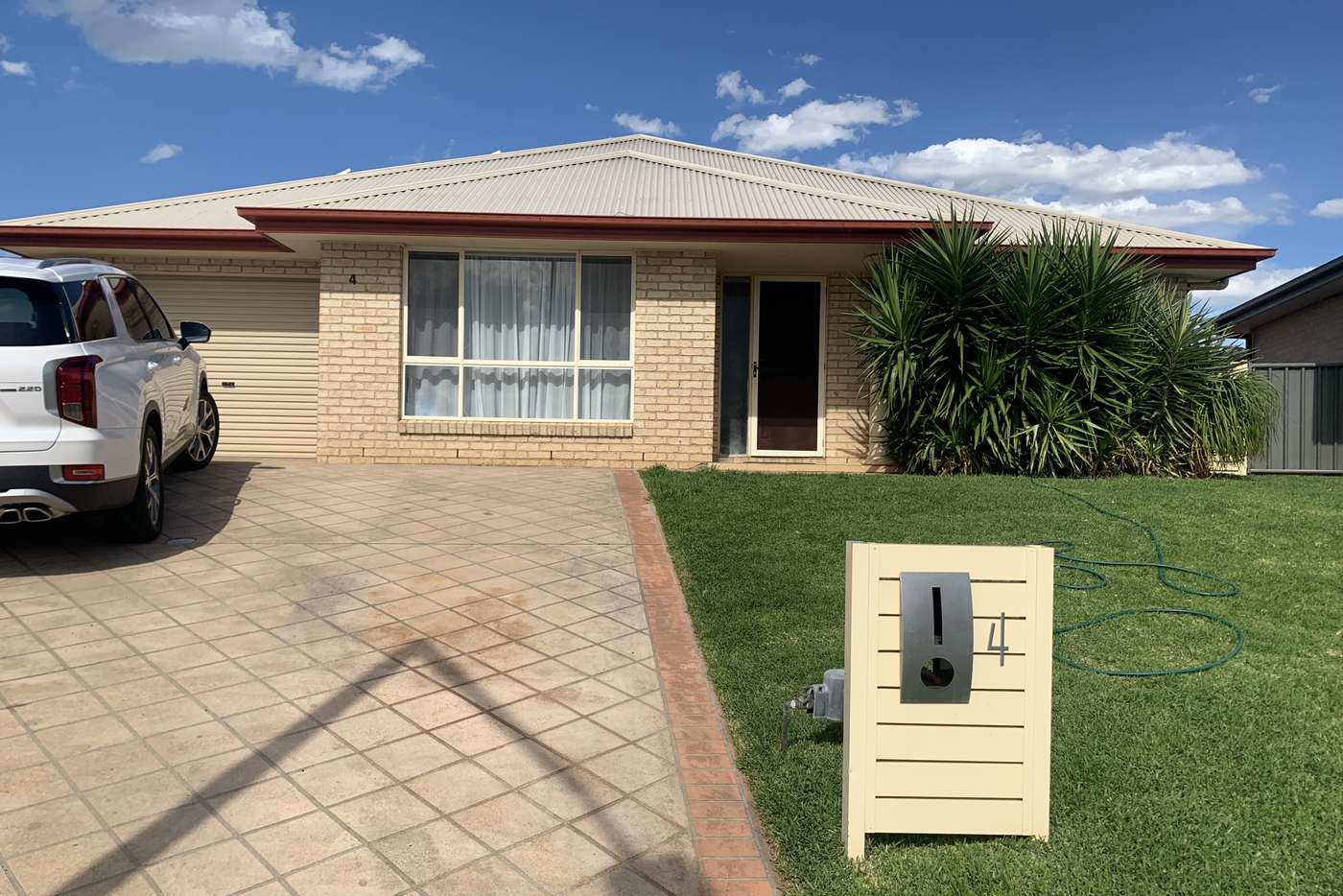 Main view of Homely house listing, 4 Mitchell Pl, Gunnedah NSW 2380