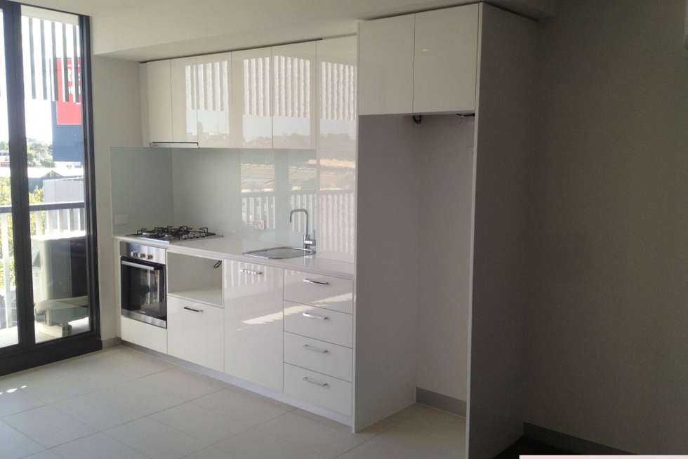 Second view of Homely unit listing, 703/6 Leicester Street, Carlton VIC 3053