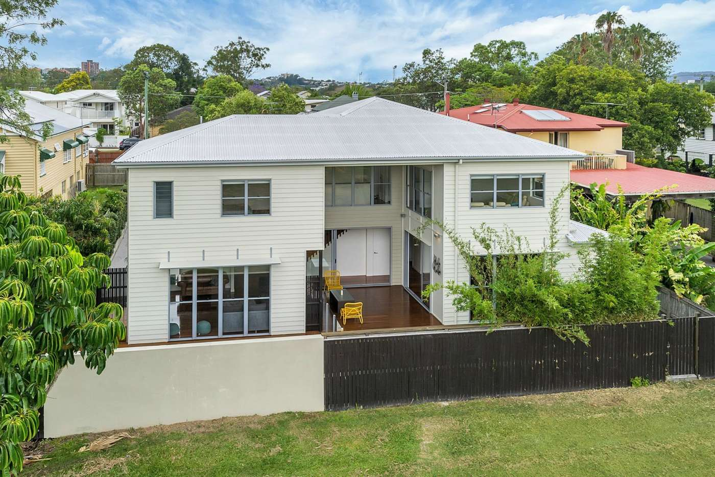 Main view of Homely house listing, 104 Edmondstone Street, Newmarket QLD 4051