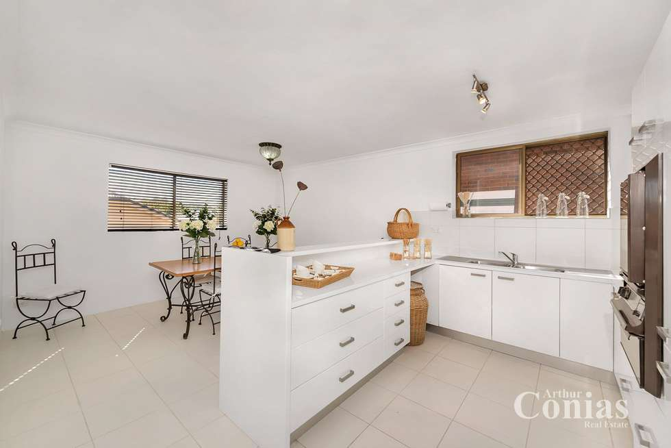 Second view of Homely townhouse listing, 1/15 Ward Street, Newmarket QLD 4051