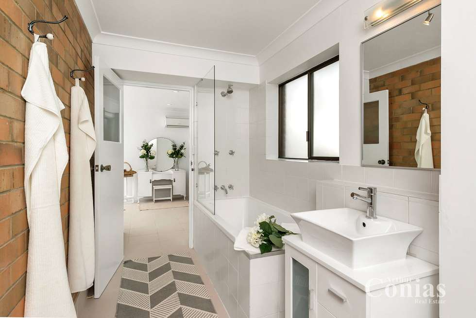Fifth view of Homely townhouse listing, 1/15 Ward Street, Newmarket QLD 4051