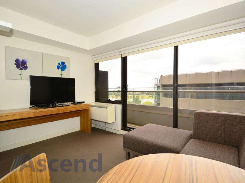Main view of Homely apartment listing, 1131/572 St Kilda Road, Melbourne, VIC 3000
