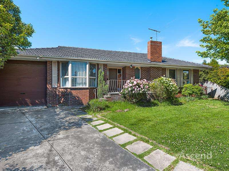 Main view of Homely house listing, 25 Willurah Street, Forest Hill, VIC 3131