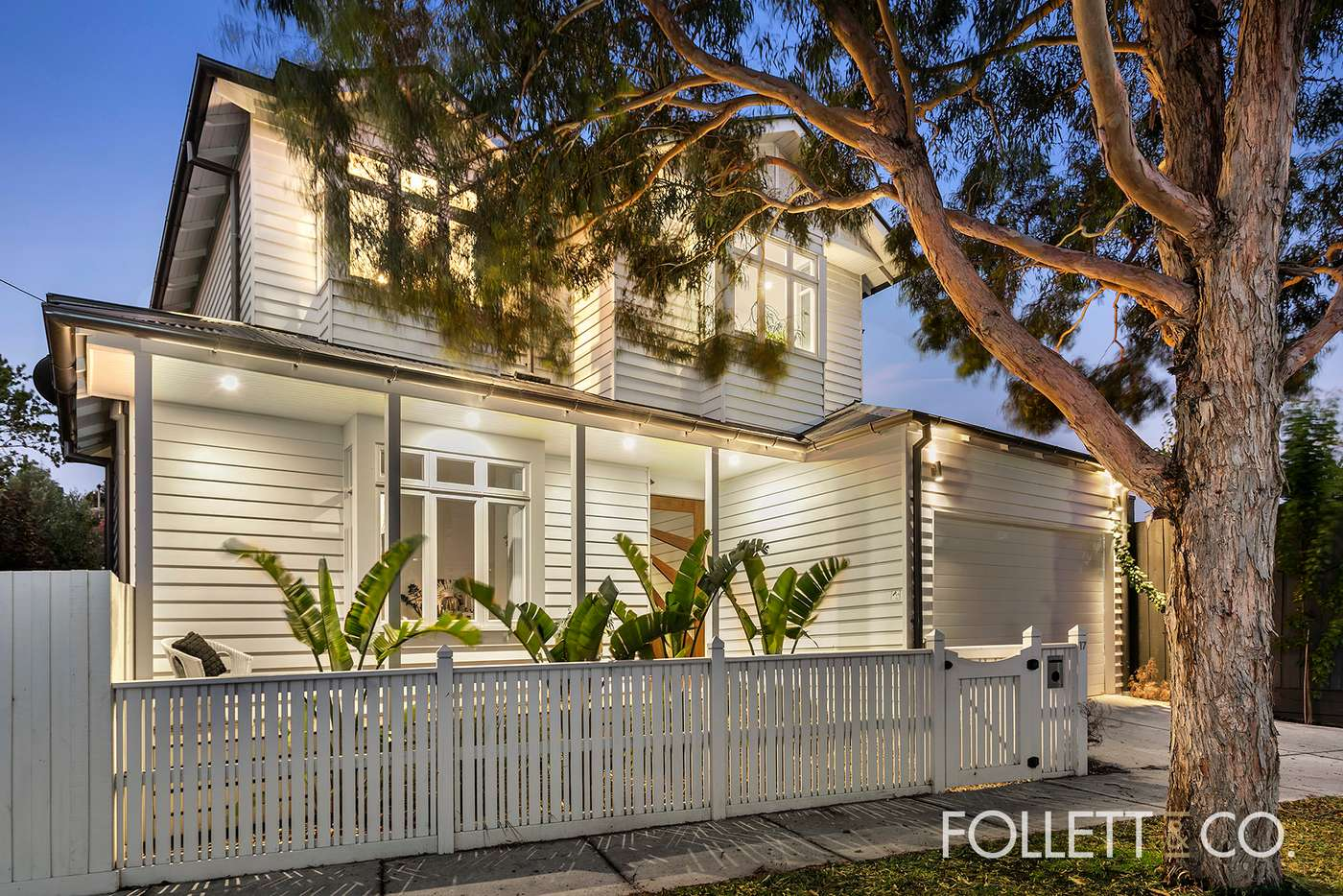 Main view of Homely house listing, 17 Banks Avenue, Hampton VIC 3188