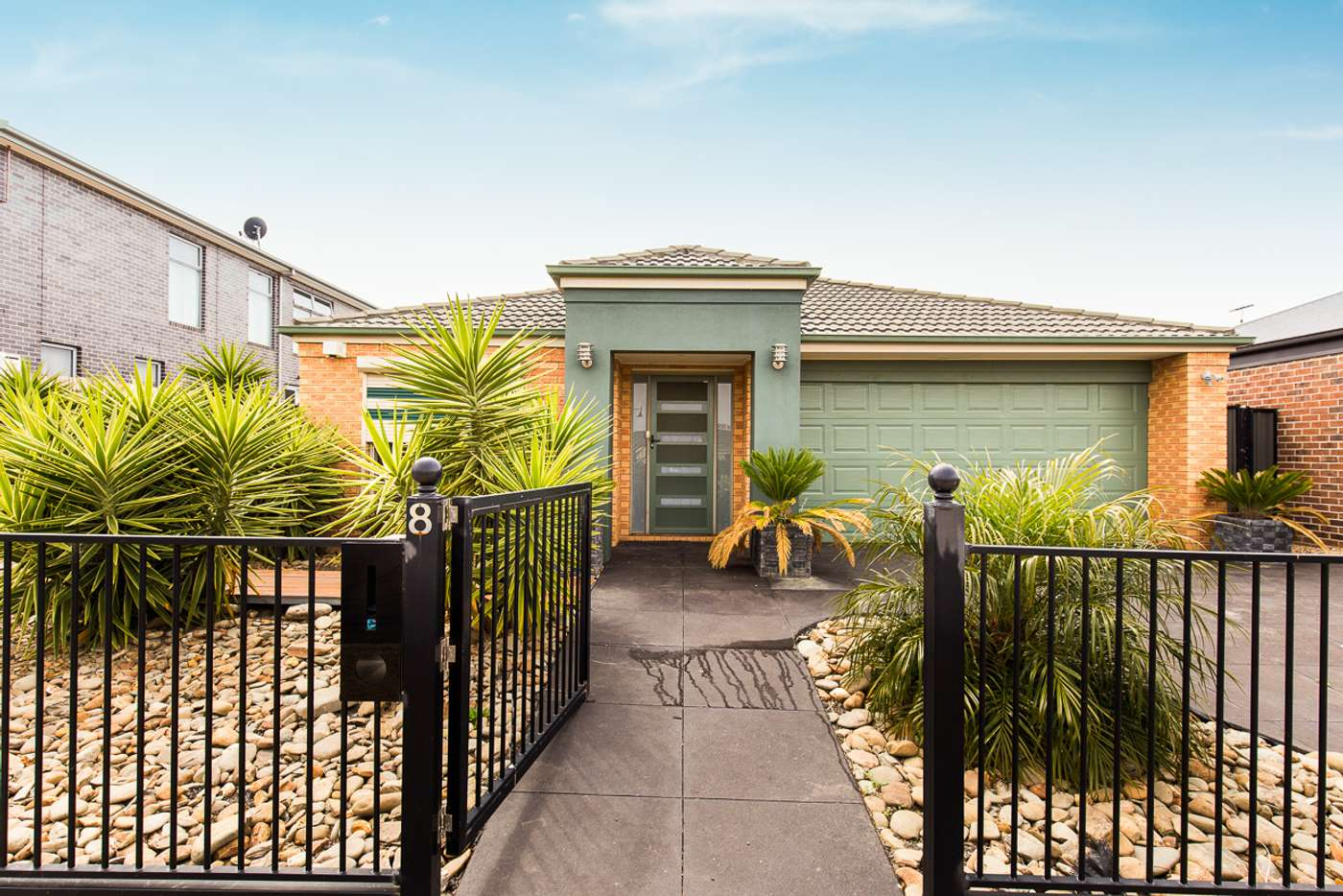 Main view of Homely house listing, 8 Pendragon Crescent, Derrimut VIC 3030