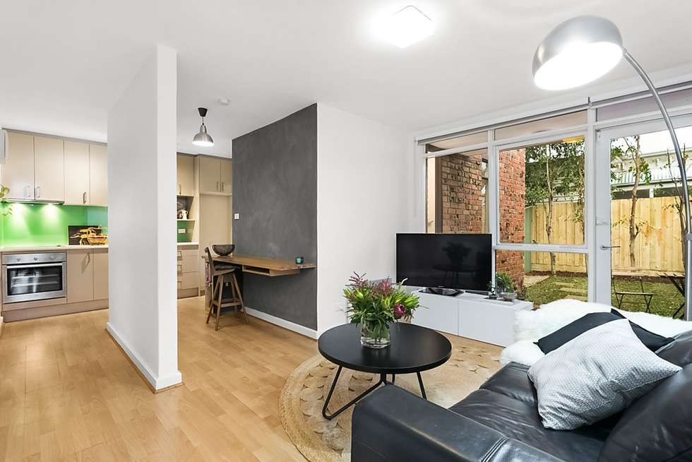 Second view of Homely apartment listing, 1/38 Lynch Street, Footscray VIC 3011