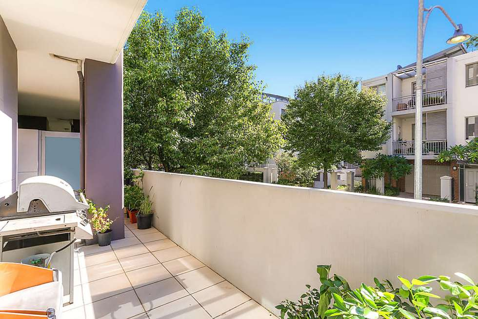 Third view of Homely apartment listing, 30/4 Benedict Court, Holroyd NSW 2142