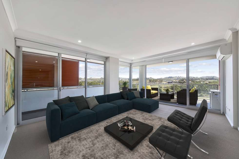Third view of Homely apartment listing, 36/47 Stowe Avenue, Campbelltown NSW 2560
