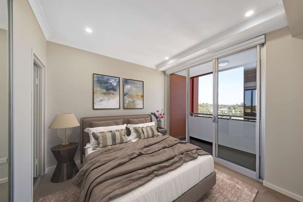 Fourth view of Homely apartment listing, 36/47 Stowe Avenue, Campbelltown NSW 2560