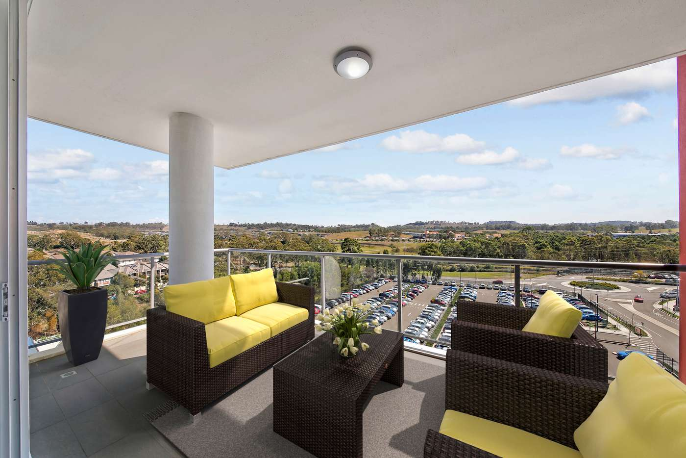 Sixth view of Homely apartment listing, 36/47 Stowe Avenue, Campbelltown NSW 2560