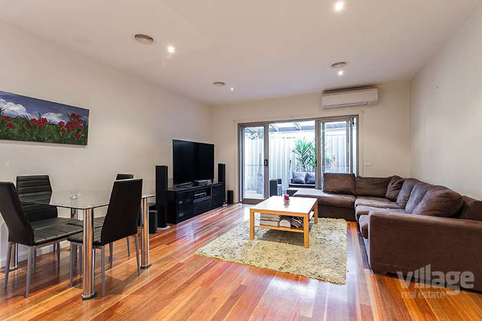 Second view of Homely townhouse listing, 14 Emma Street, Seddon VIC 3011