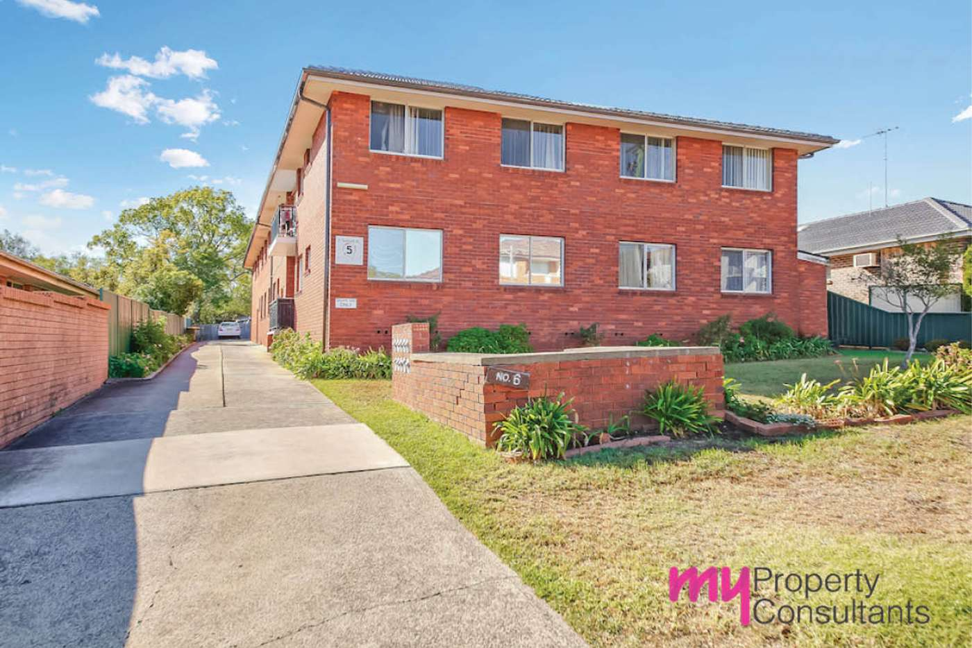 Main view of Homely unit listing, 6/6 Reddall Street, Campbelltown NSW 2560
