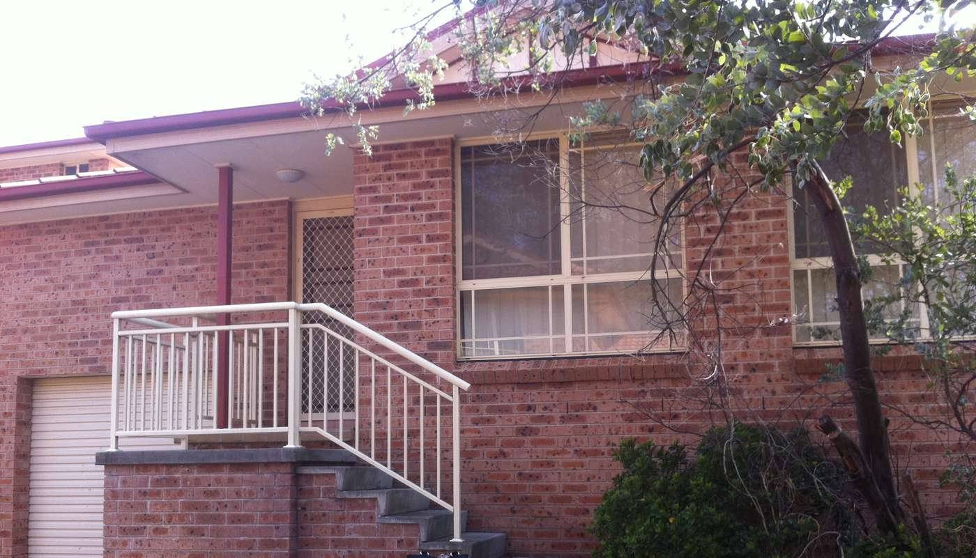 Main view of Homely villa listing, 16/100 Fawcett Street, Glenfield, NSW 2167