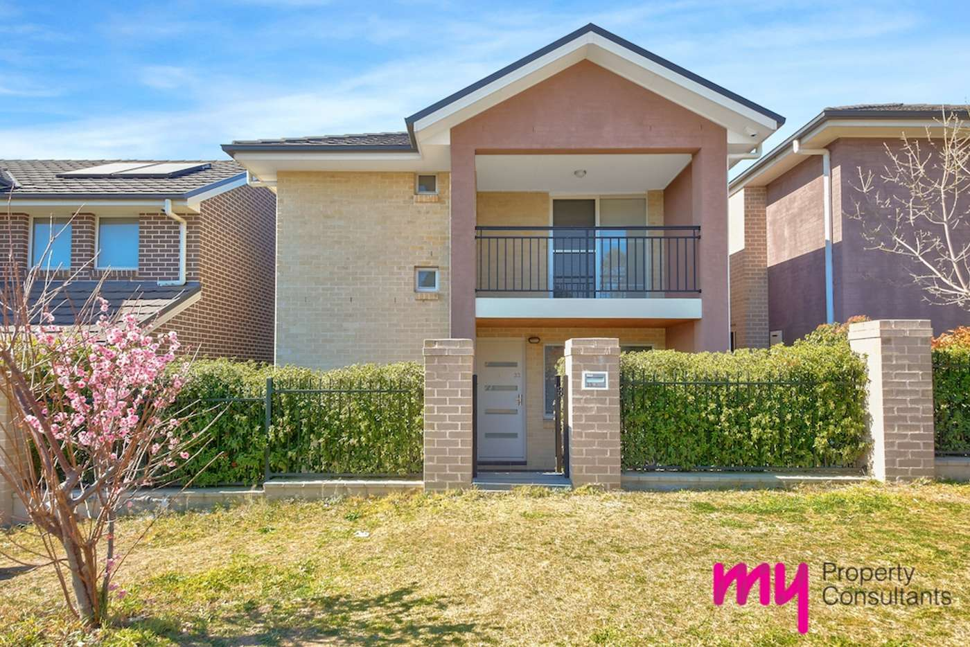 Main view of Homely house listing, 33 Santana Road, Campbelltown NSW 2560