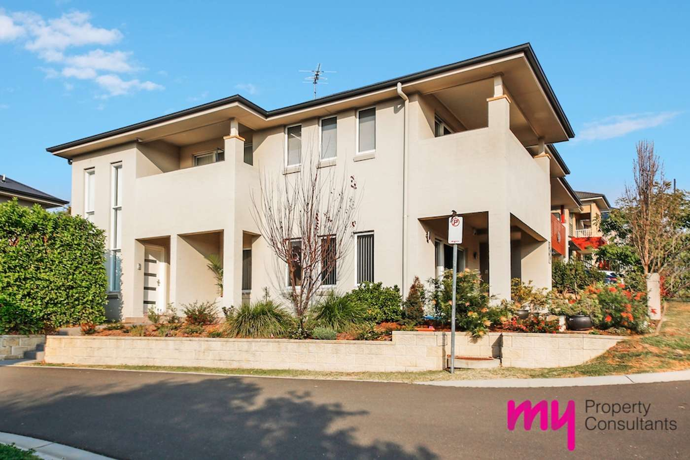 Main view of Homely semiDetached listing, 1/3 Rizal Street, Campbelltown NSW 2560