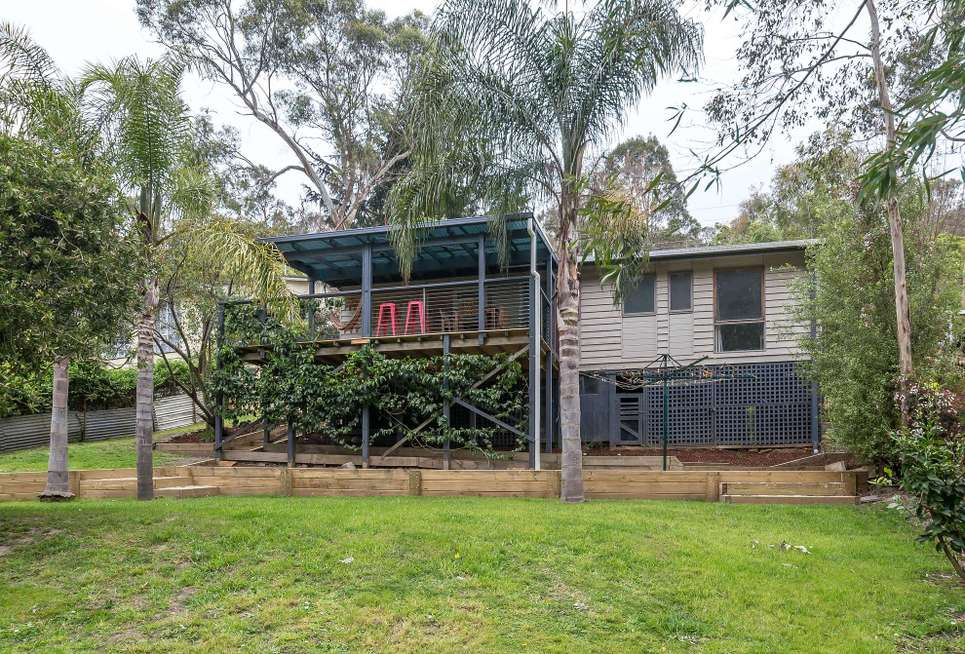 Main view of Homely house listing, 95 Old Belgrave Road, Upper Ferntree Gully, VIC 3156