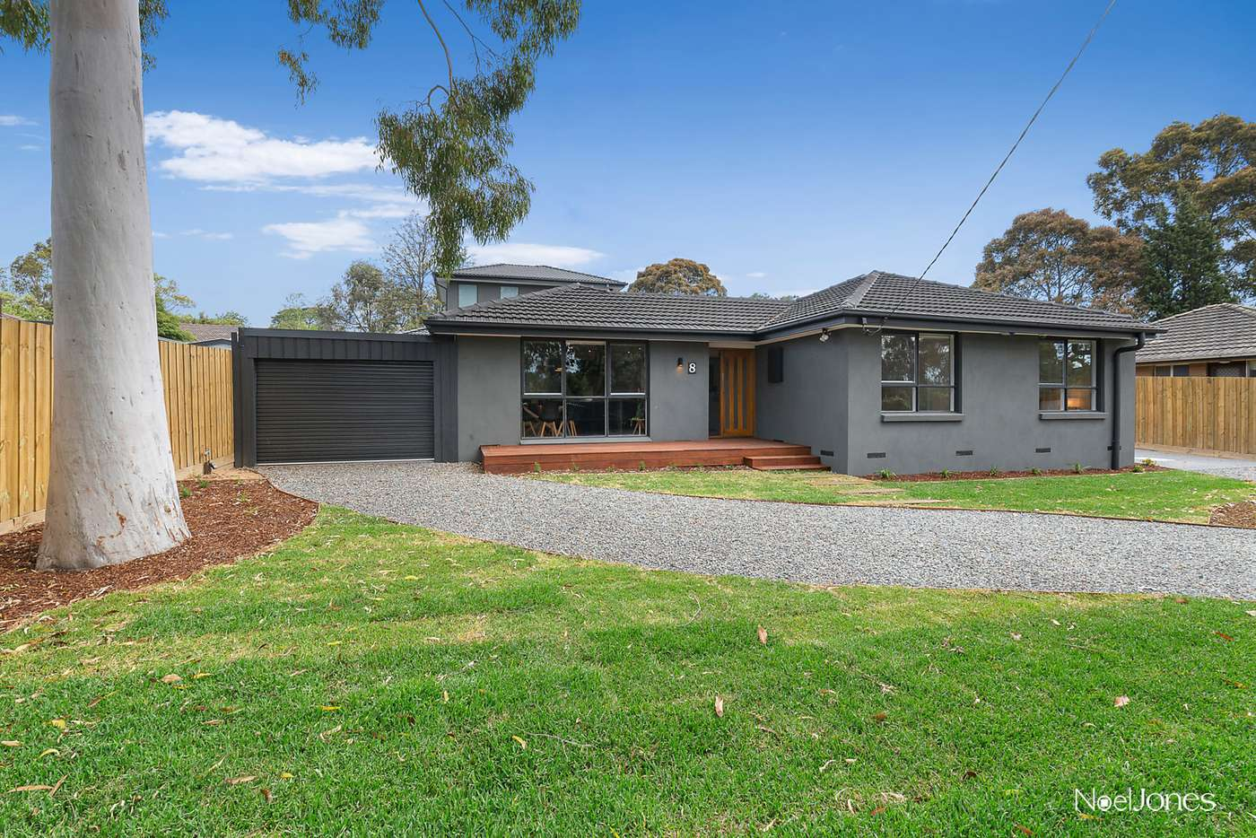 Main view of Homely house listing, 8 Central Avenue, Bayswater North, VIC 3153
