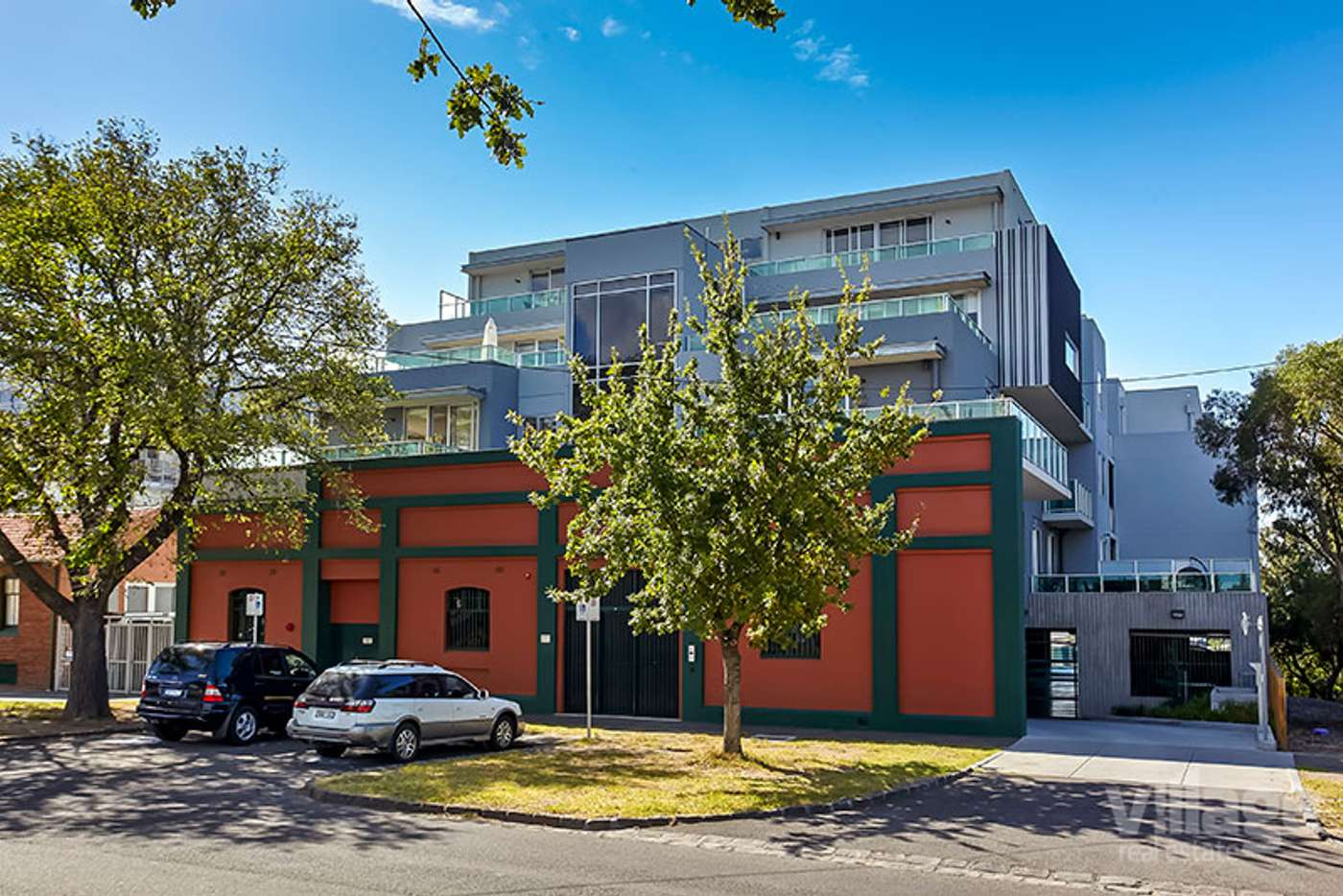 Main view of Homely apartment listing, 9/41 Moreland Street, Footscray VIC 3011