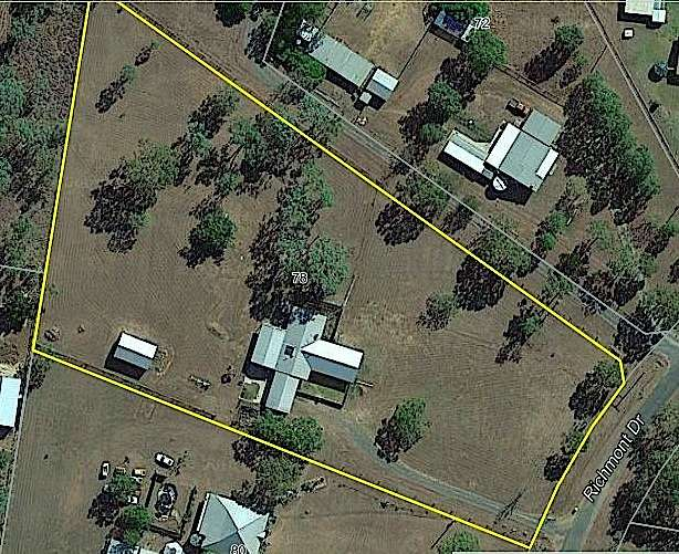 Main view of Homely rural listing, 78 Richmont Drive, Bouldercombe, QLD 4702