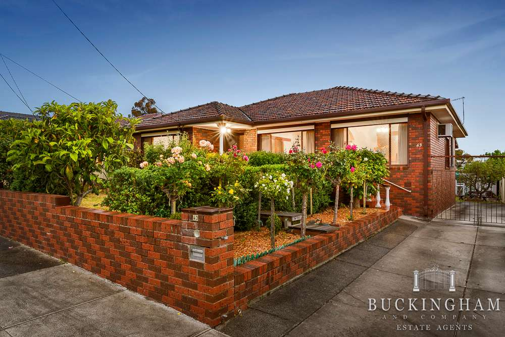 Main view of Homely house listing, 43 Janet Crescent, Bundoora, VIC 3083