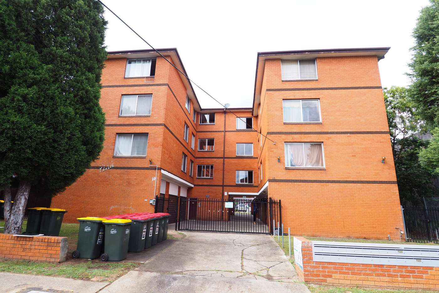 Main view of Homely flat listing, 18/8A Fisher Street, Cabramatta NSW 2166