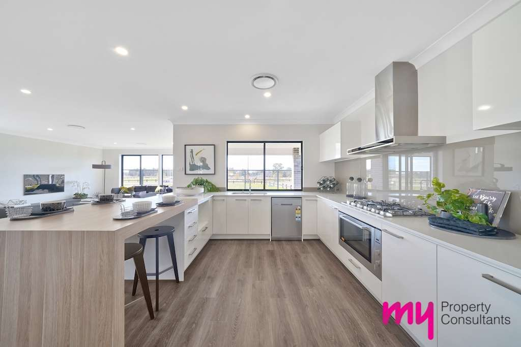 Main view of Homely townhouse listing, 8 Hodgson Street, Oran Park, NSW 2570