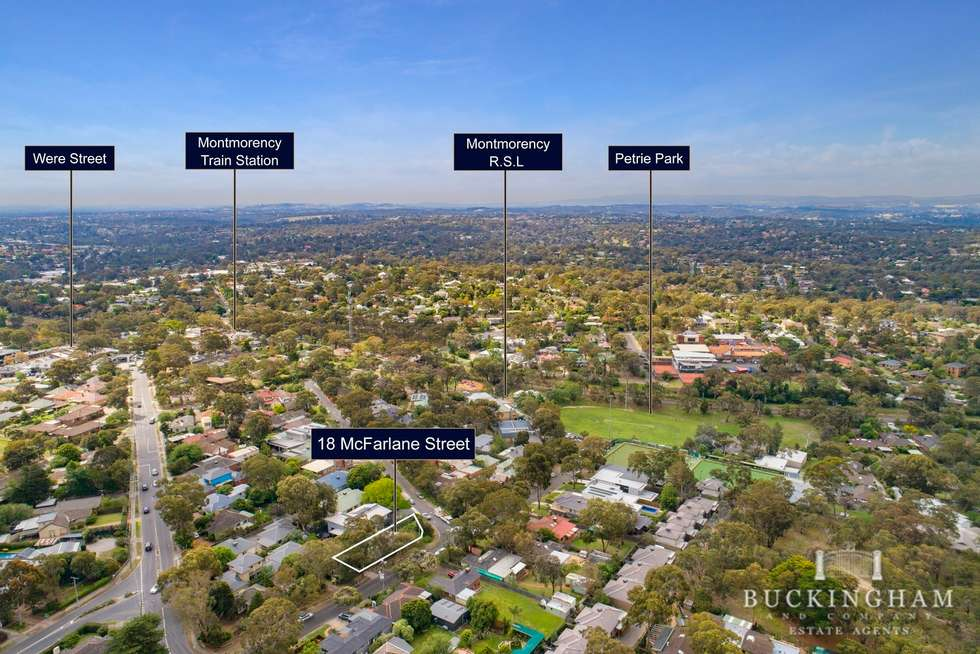 Third view of Homely house listing, 18 McFarlane Street, Montmorency VIC 3094