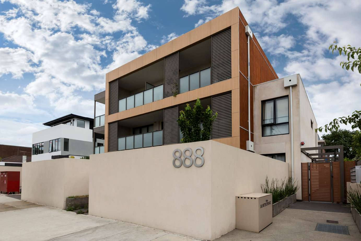 Main view of Homely apartment listing, 206/888 Glen Huntly Road, Caulfield South, VIC 3162