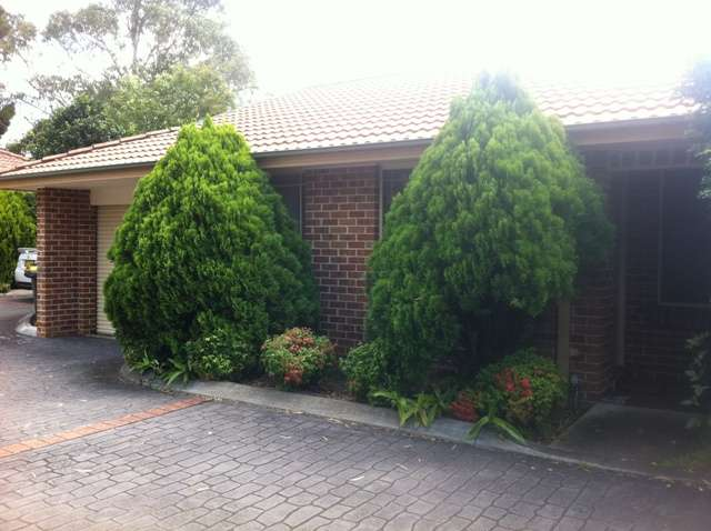 Main view of Homely villa listing, 3/1A WESTMORELAND Road, Minto, NSW 2566