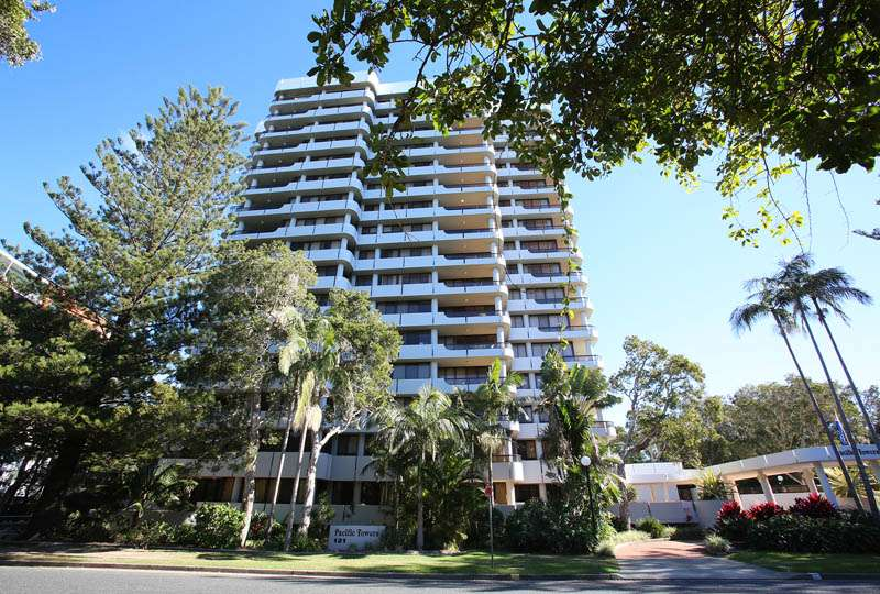 Main view of Homely unit listing, 303/121 Ocean Parade, Coffs Harbour, NSW 2450