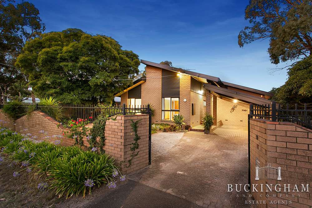 Main view of Homely house listing, 99 Buena Vista Drive, Montmorency, VIC 3094