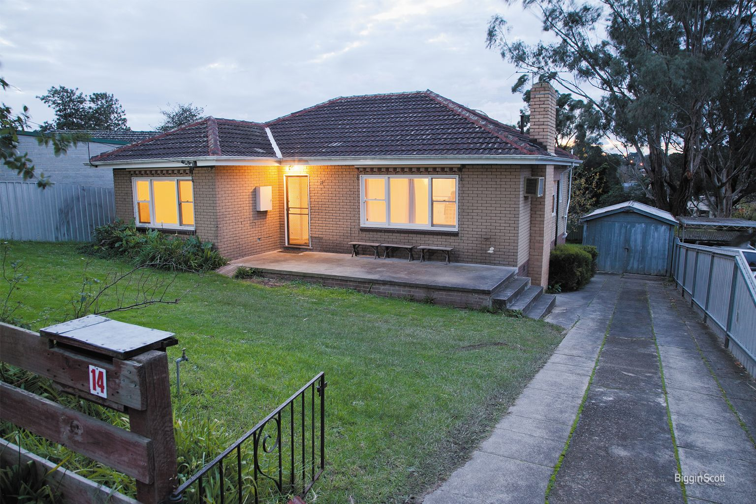 14 Blackwood Park Road