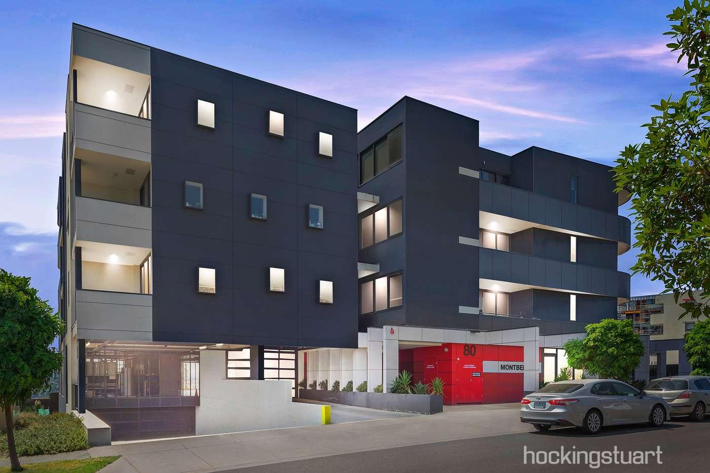 Main view of Homely apartment listing, 307/80 La Scala Avenue, Maribyrnong, VIC 3032