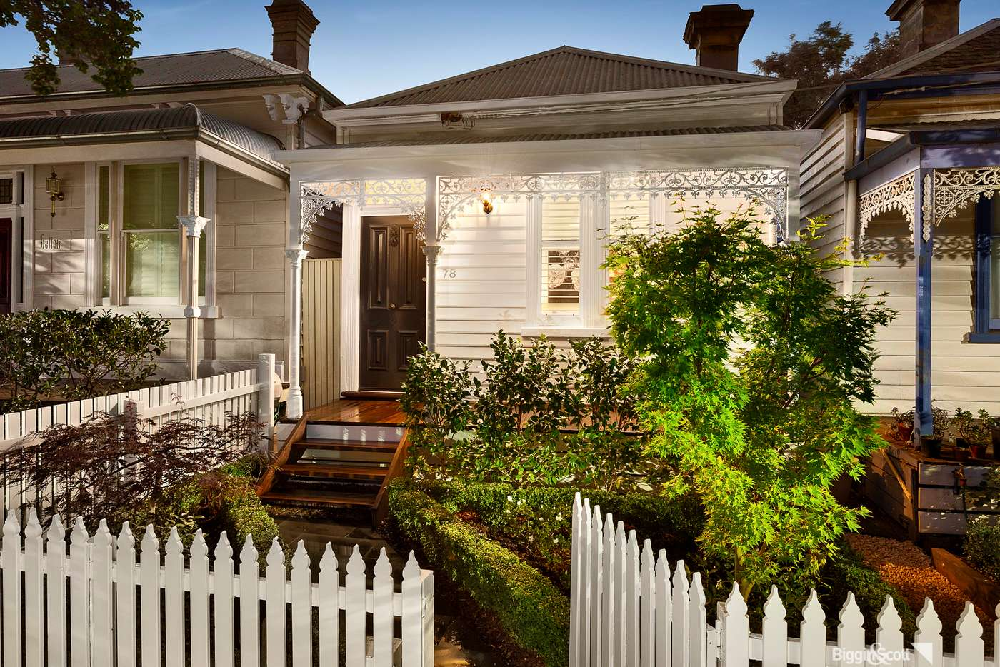 Main view of Homely house listing, 78 Bellair Street, Kensington VIC 3031