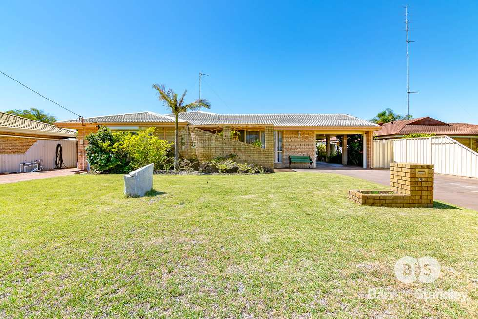 Second view of Homely house listing, 23 Payton Way, Usher WA 6230