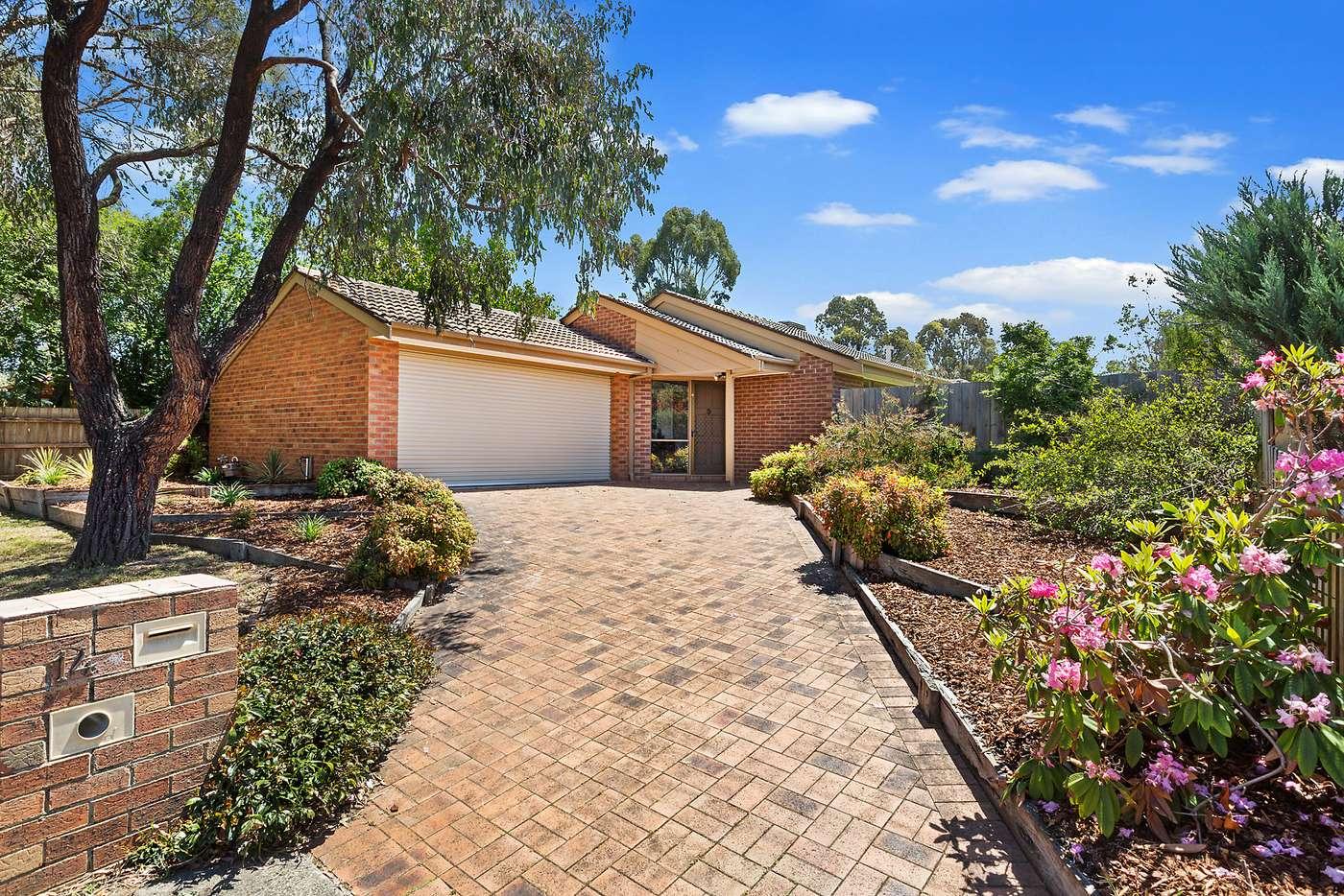 Main view of Homely house listing, 14 Wildwood Walk, Croydon South VIC 3136