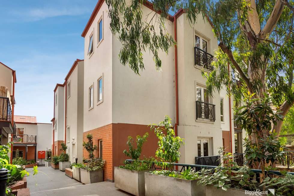 Second view of Homely apartment listing, 6/8-32 Howlett Street, Kensington VIC 3031