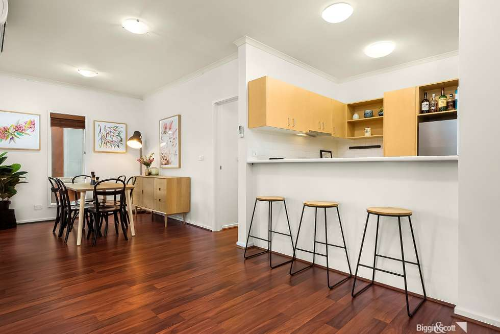 Fourth view of Homely apartment listing, 6/8-32 Howlett Street, Kensington VIC 3031