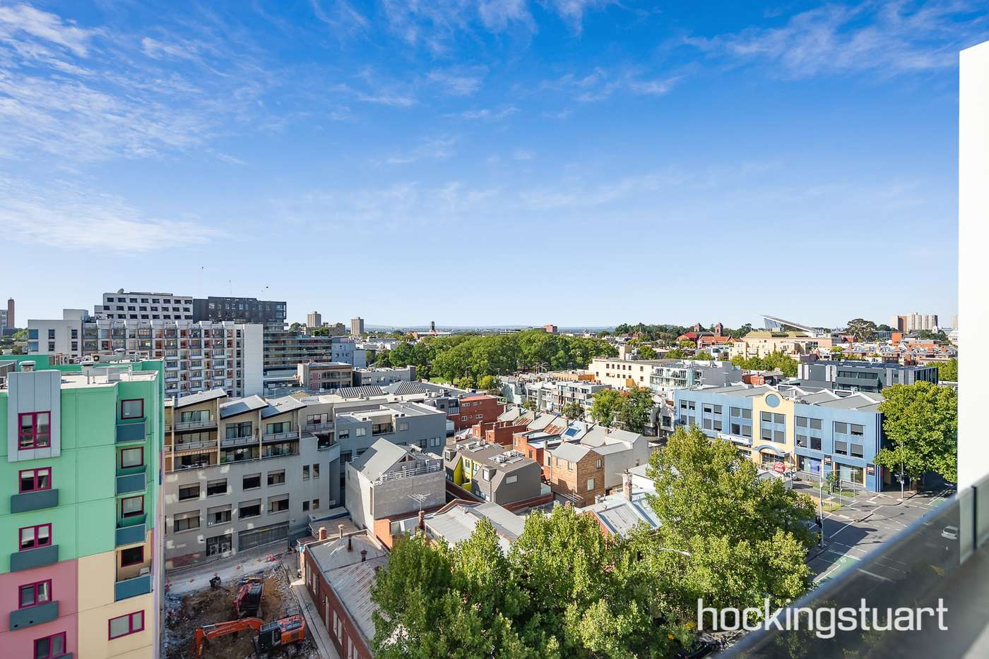 Main view of Homely apartment listing, 910/145 Queensberry Street, Carlton VIC 3053
