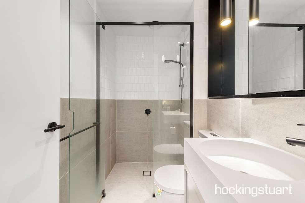Third view of Homely apartment listing, 910/145 Queensberry Street, Carlton VIC 3053