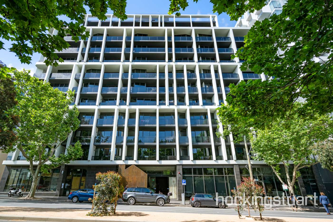 Fifth view of Homely apartment listing, 910/145 Queensberry Street, Carlton VIC 3053