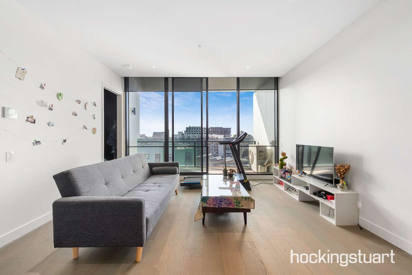 Sixth view of Homely apartment listing, 910/145 Queensberry Street, Carlton VIC 3053