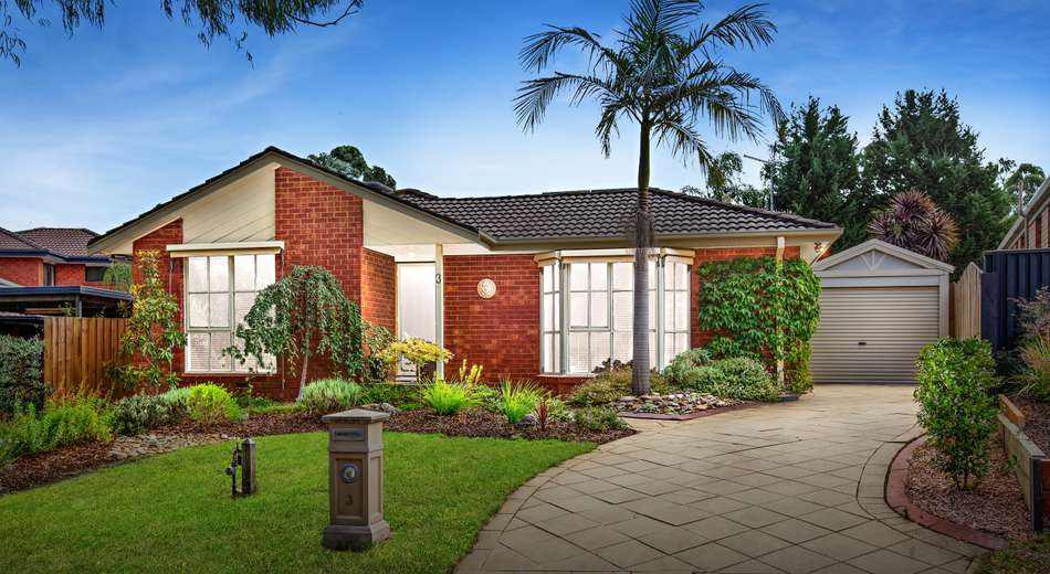 3 Azarow Circuit, Croydon South VIC 3136