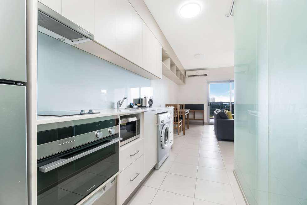 Second view of Homely unit listing, 501/6 Carey Street, Darwin City NT 800