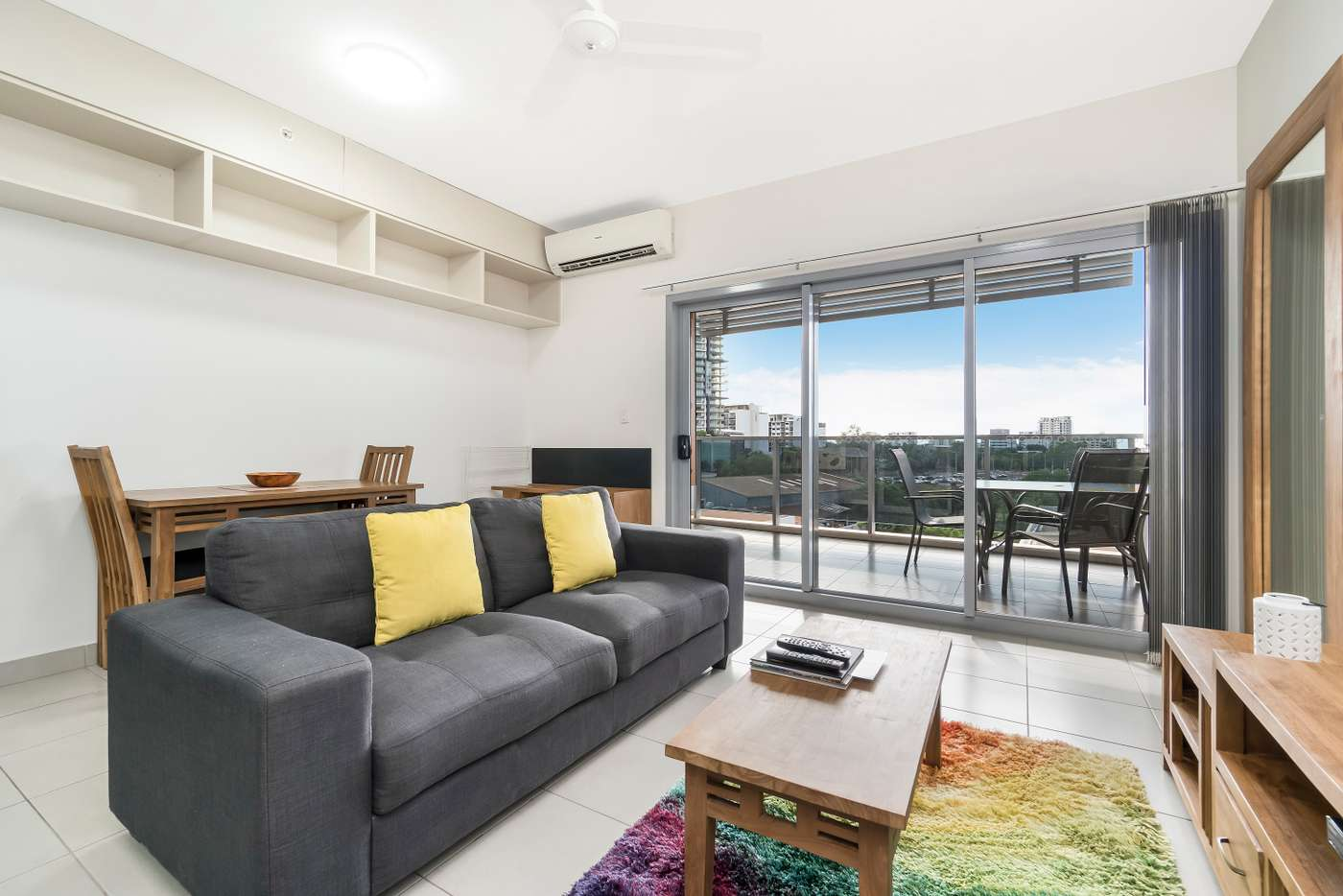Sixth view of Homely unit listing, 501/6 Carey Street, Darwin City NT 800