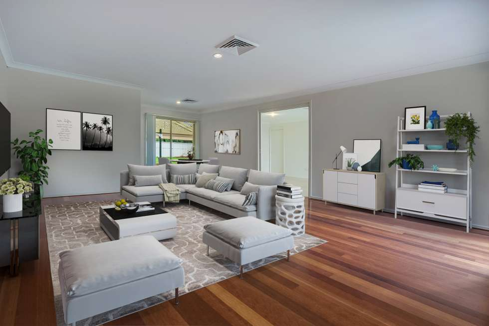 Second view of Homely house listing, 25 Darling Street, Abbotsbury NSW 2176