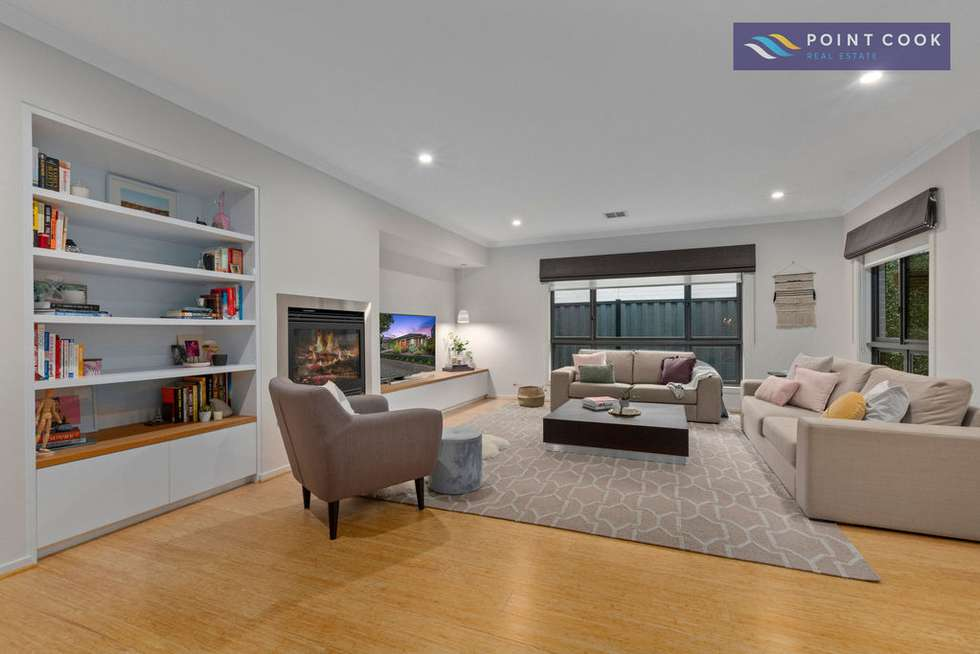 Second view of Homely house listing, 17 Japonica Way, Point Cook VIC 3030
