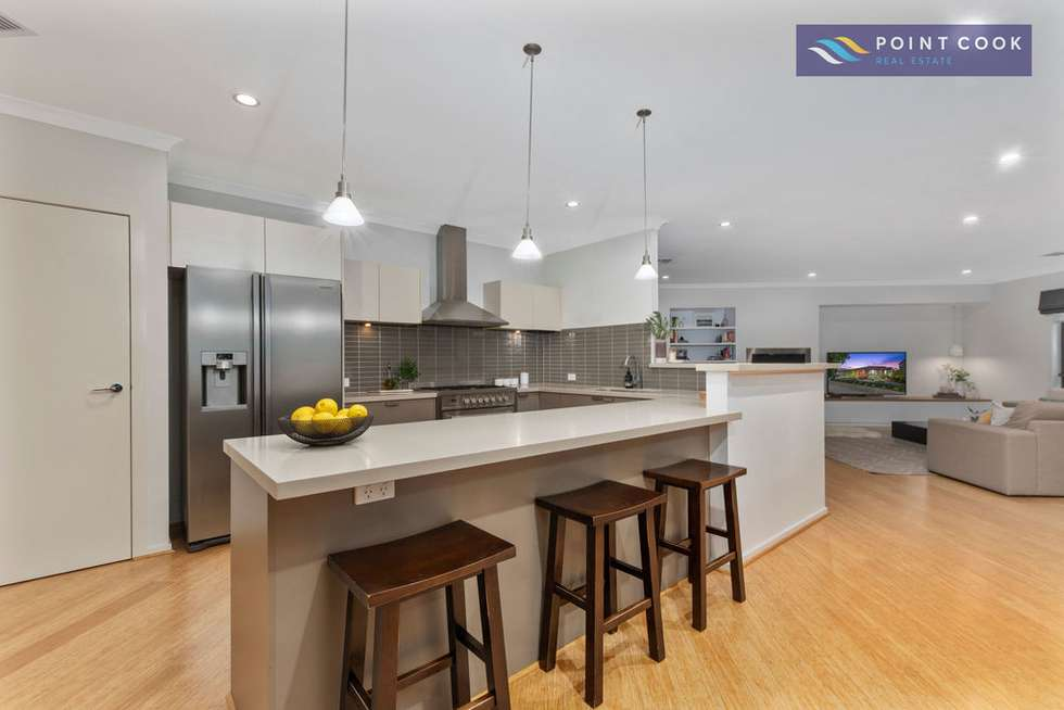Fifth view of Homely house listing, 17 Japonica Way, Point Cook VIC 3030