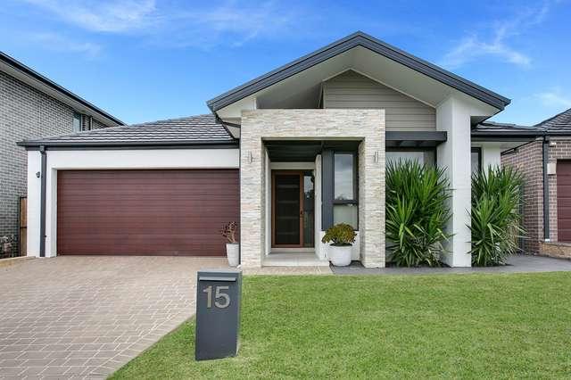15 Rowley Street, Elizabeth Hills NSW 2171