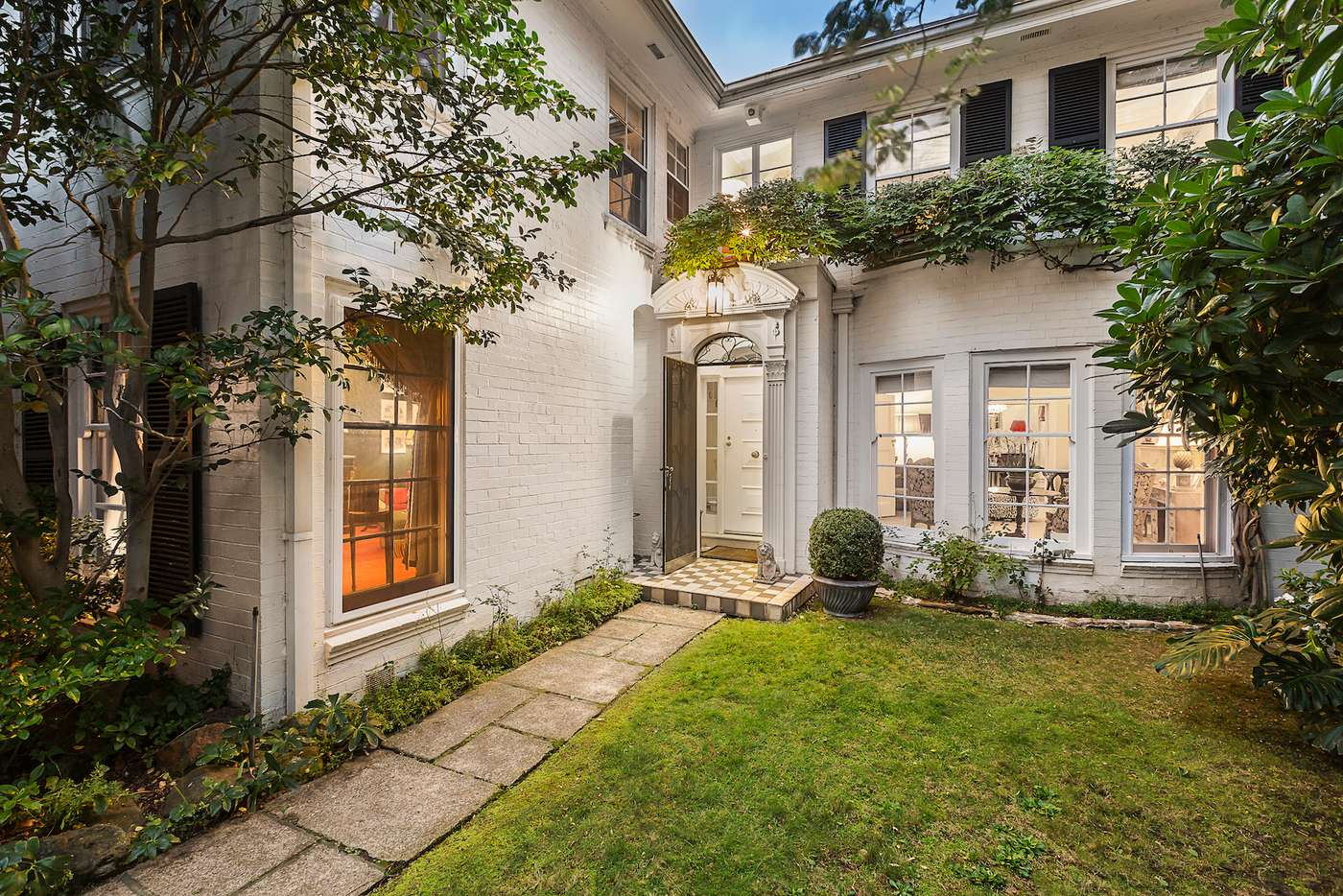 Main view of Homely house listing, Residence 2/4 St Georges Court, Toorak VIC 3142